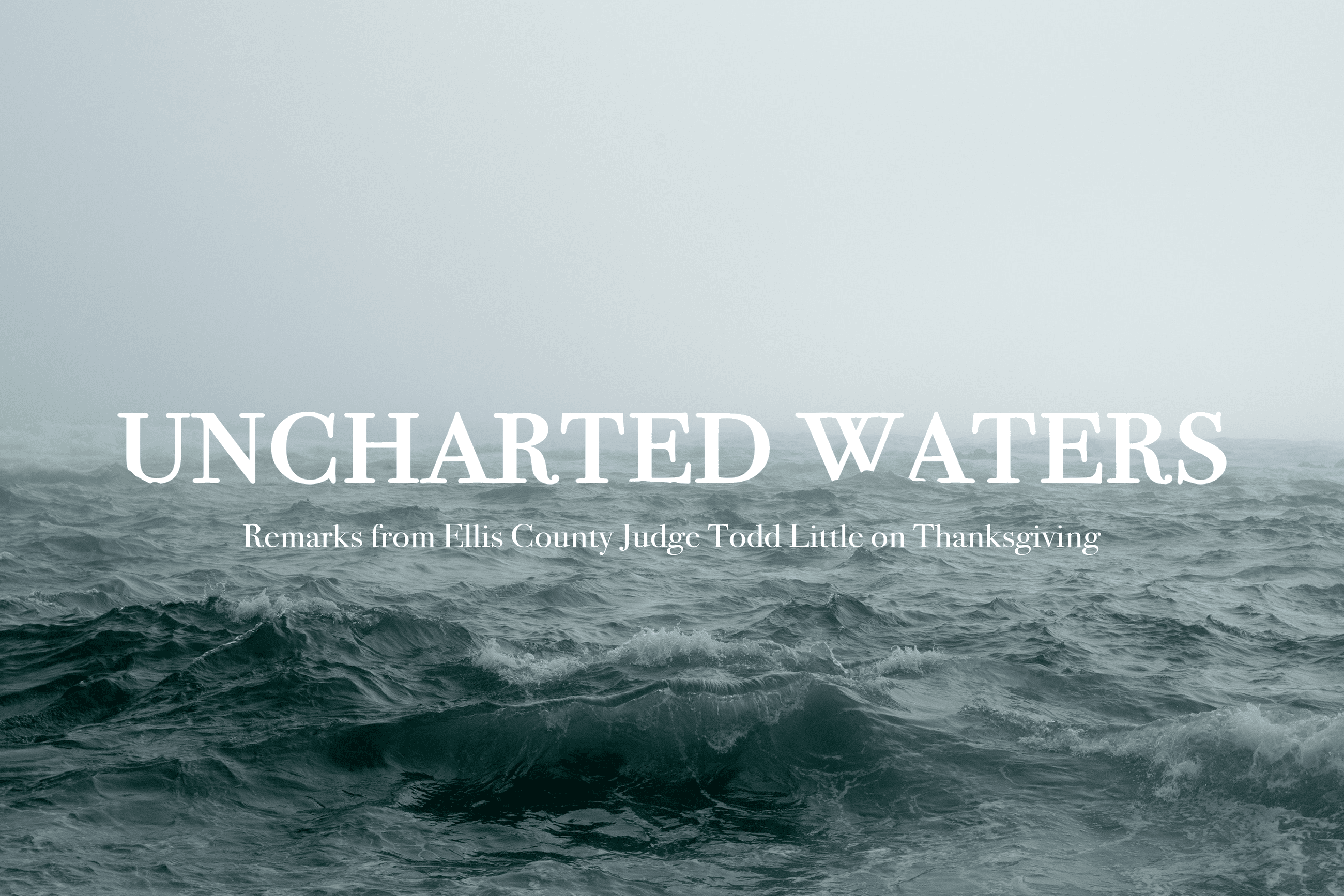 Uncharted Waters Graphic